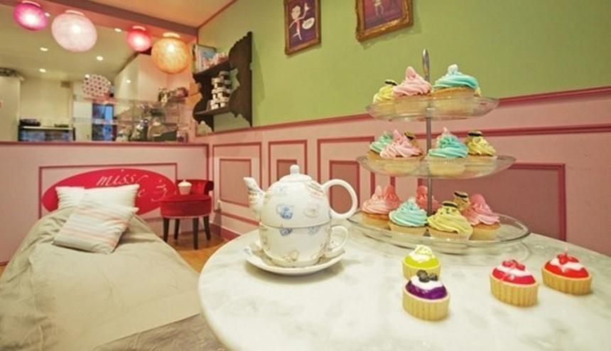 Miss Cupcake ou la boutique de cupcakes qui fait aussi hôtel
