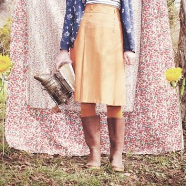 La jolie pause, douce et colorée, des photos de Julie Cerise