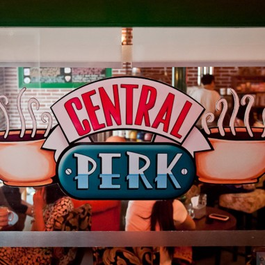 Paris a enfin son Central Perk !