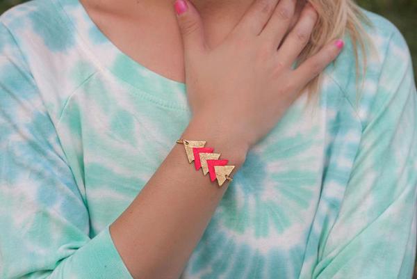 Le Tigre de Papier, bijoux férocement colorés