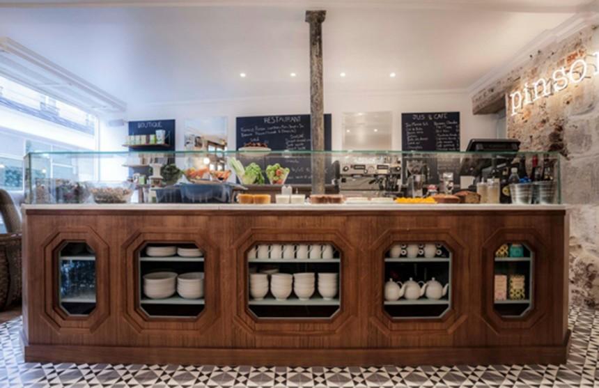 Le café Pinson, le lieu du beau et bon