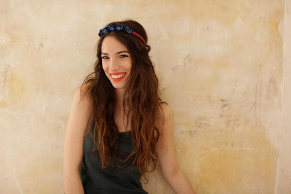 Les headbands de Corinne Philippon