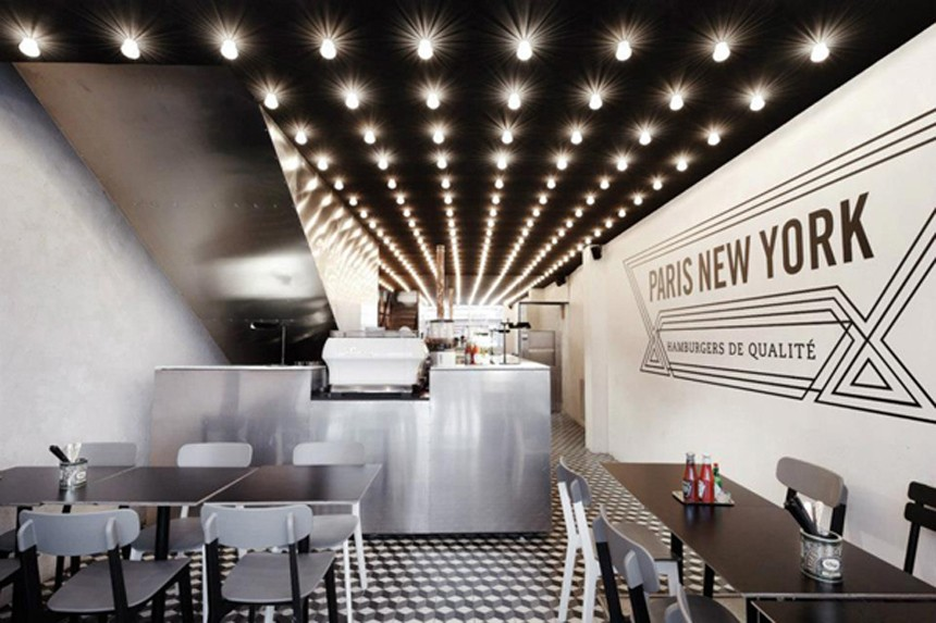 Paris New York, hamburgers de qualité