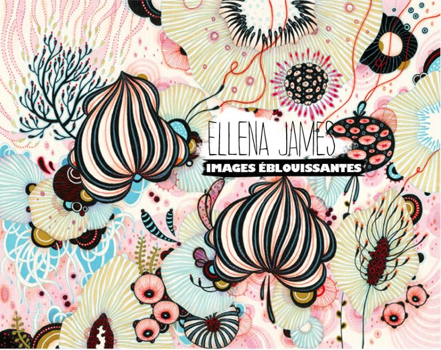 Les images éblouissantes d'Ellena James