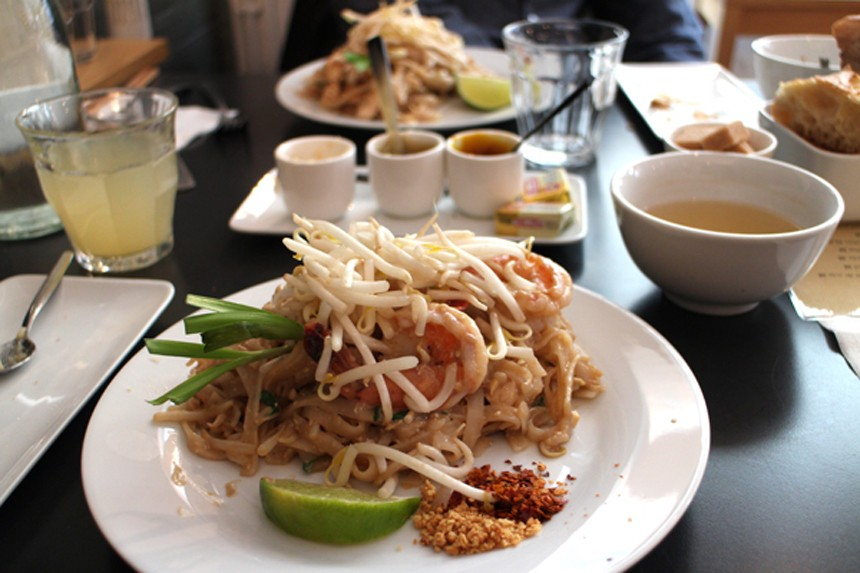Kapunka, la petite cantine thaï