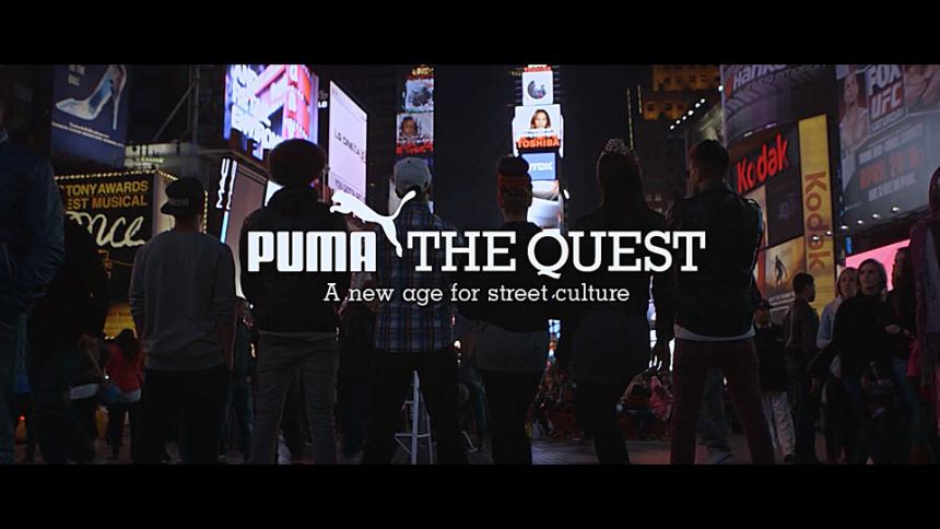 Puma the quest, la web-série sur la street culture