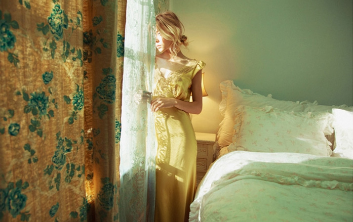 Lily Ashwell, des robes romantiques