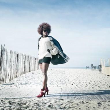 Patricia Blanchet, des chaussures qui osent la couleur