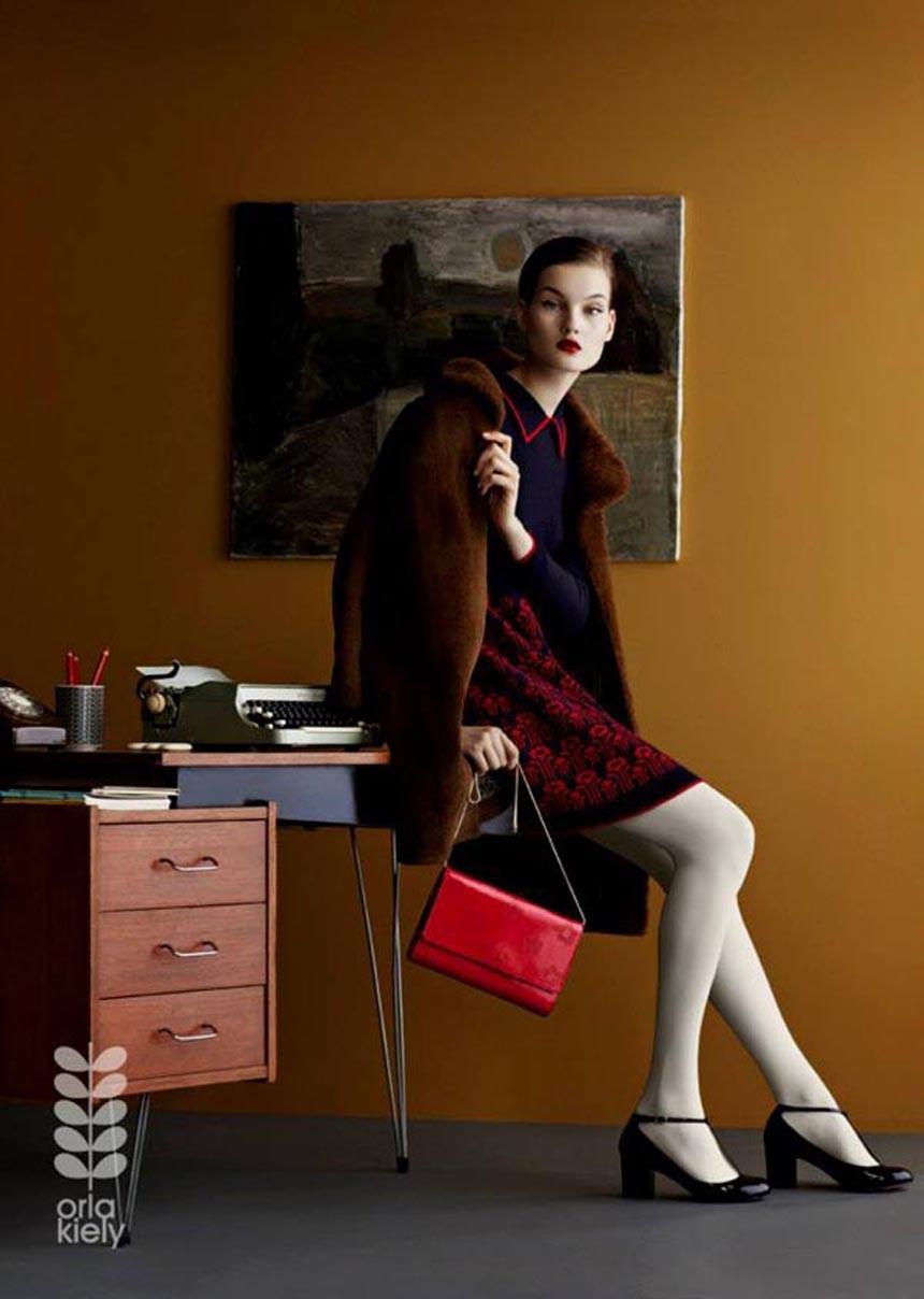 Les couleurs d'automne d'Orla Kiely