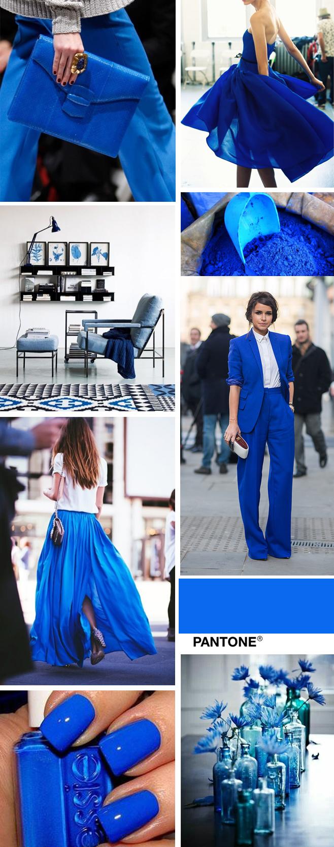 Inspiration colorée : le bleu de Cobalt