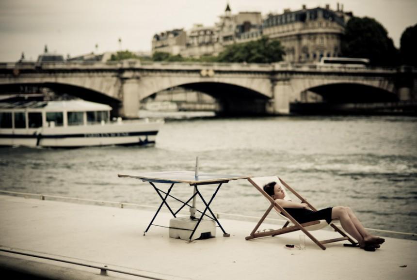 Que faire à Paris au mois d'août ?