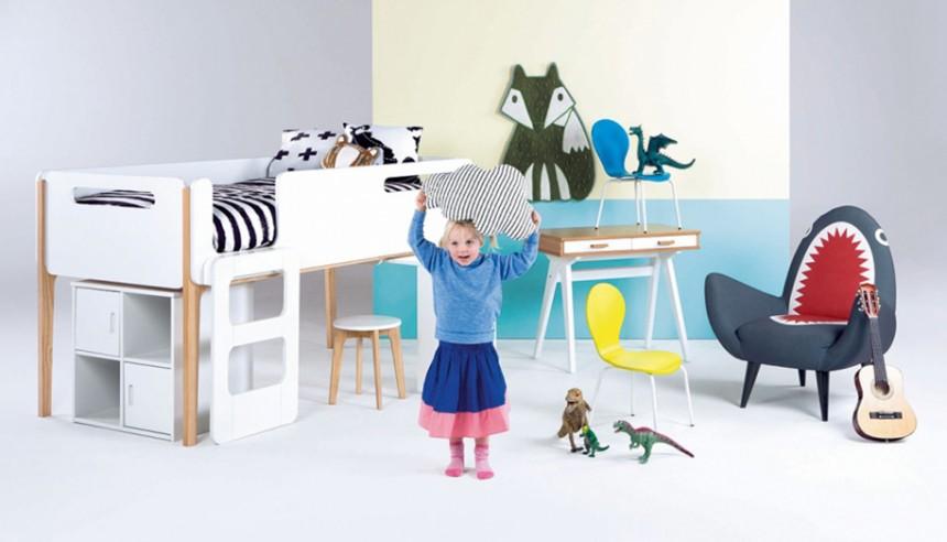 Les enfants ont aussi droit au design avec MADE.COM