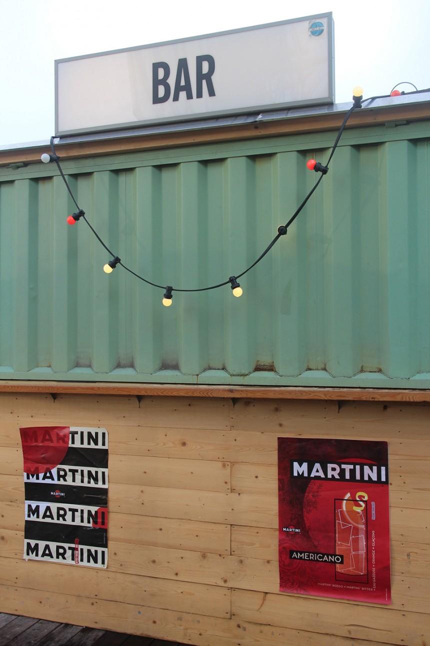 Retour sur la soirée Terrazza par Martini