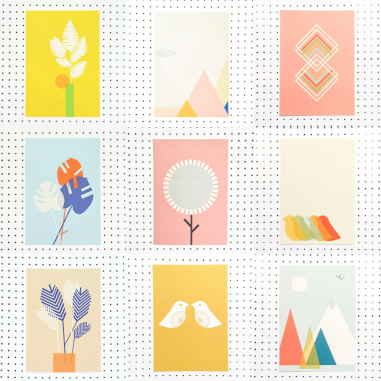 Clare Nicolson : point couleur #15