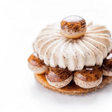 Rencontre avec Cédric Grolet, chef pâtissier du Meurice