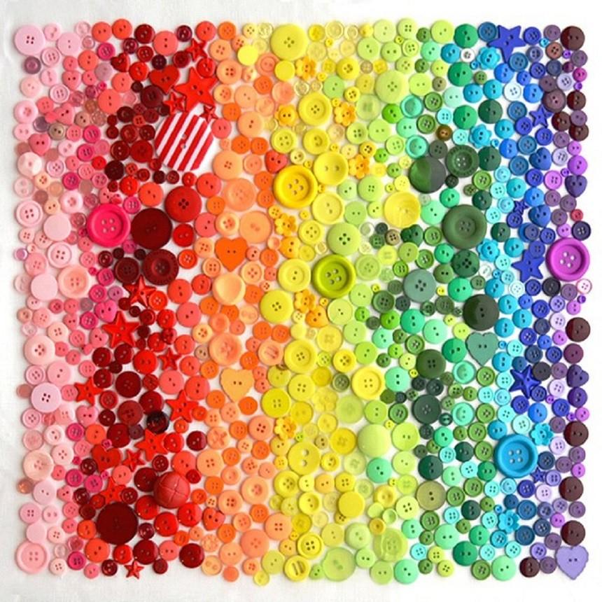 Julie Seabrook Ream Point Couleur 20 Les Confettis