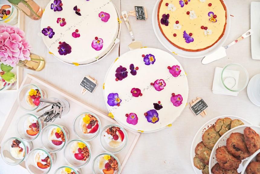 La Guinguette d'Angèle : healthy food for everyone
