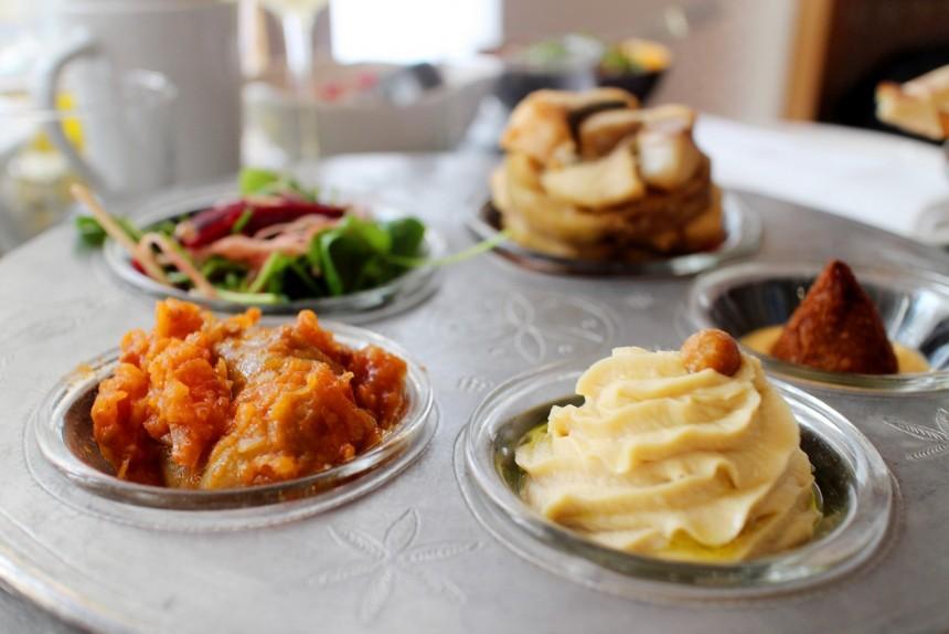 Liza, le restaurant libanais branché