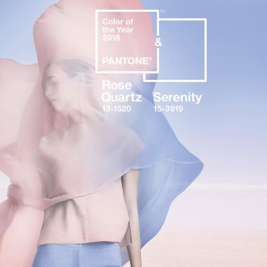 Le duo de couleurs PANTONE de l'année