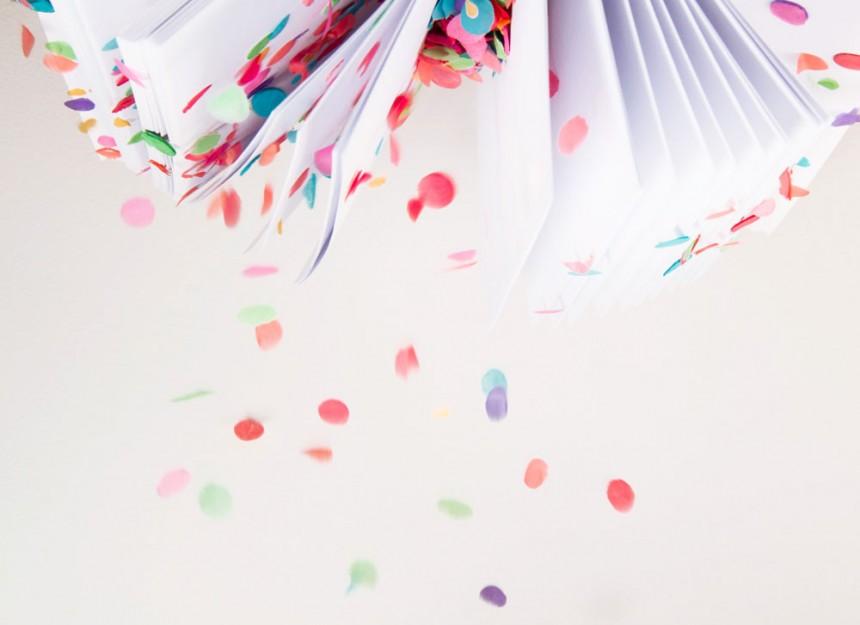 LES CONFETTIS : la revue papier grâce à vous ?