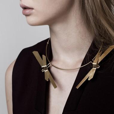 CONTOUR, des bijoux au design précieux