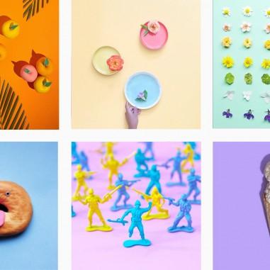 Des comptes instagram colorés à suivre !