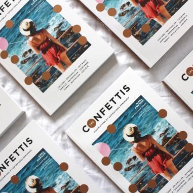 La revue LES CONFETTIS – Frais de port offerts en septembre