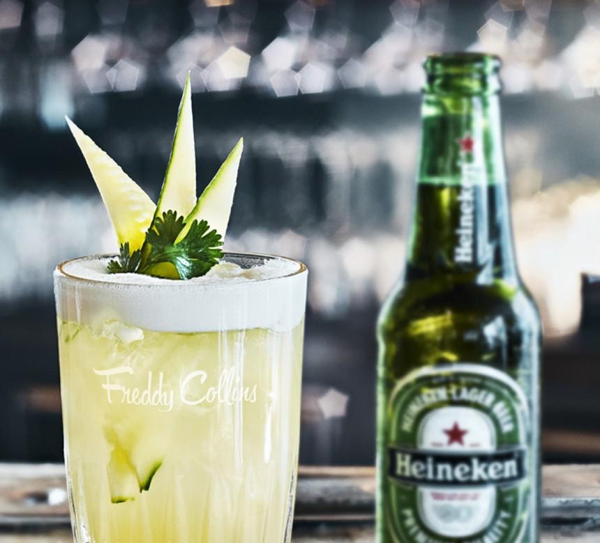 HEINEKEN, cocktail scandinave