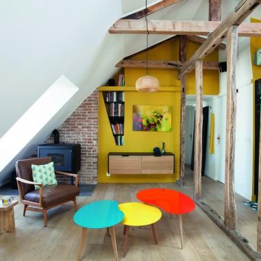 Visite Privée : 50's coloré à Bastille !