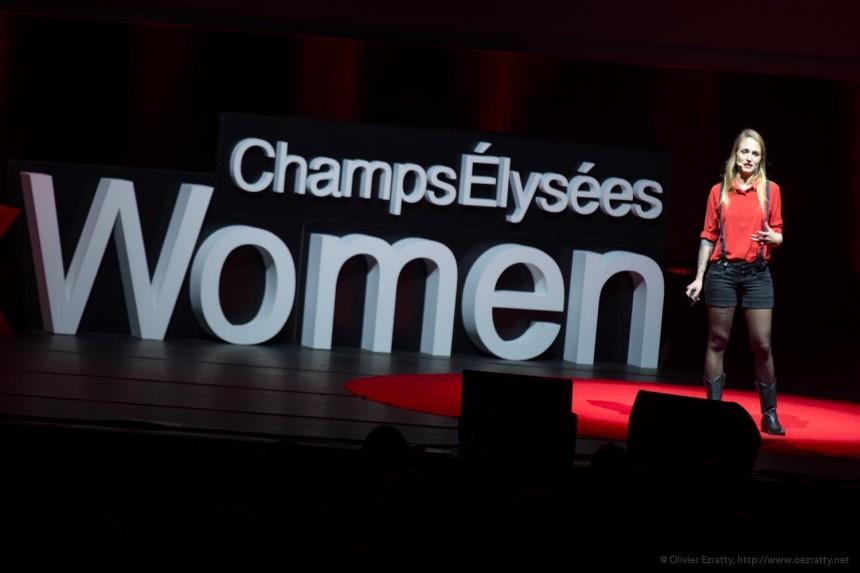 TEDxChampsElyséesWomen 2016, on y était !