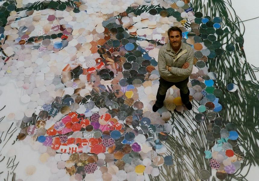 Ced Vernay, pixel artiste