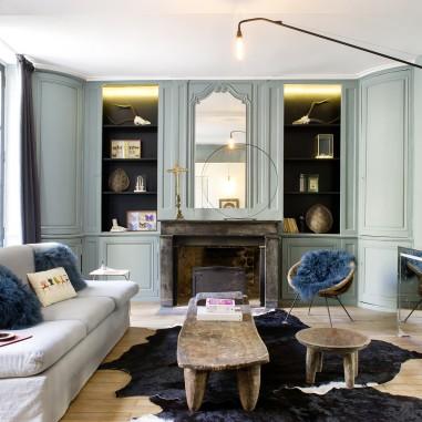 Chez Laurence du Tilly, des appartements d'hôtes
