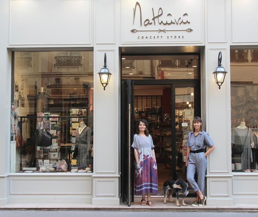 Mathûvû, concept store lyonnais