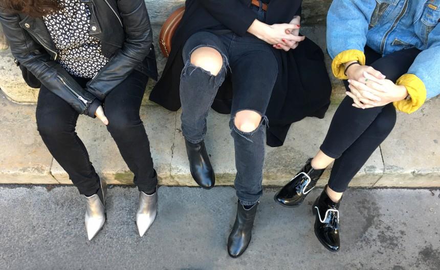Cafés, confidences et chaussures – Sarenza