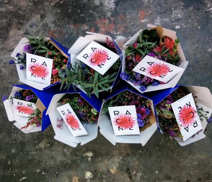 Racine Paris : on veut toutes notre bouquet !