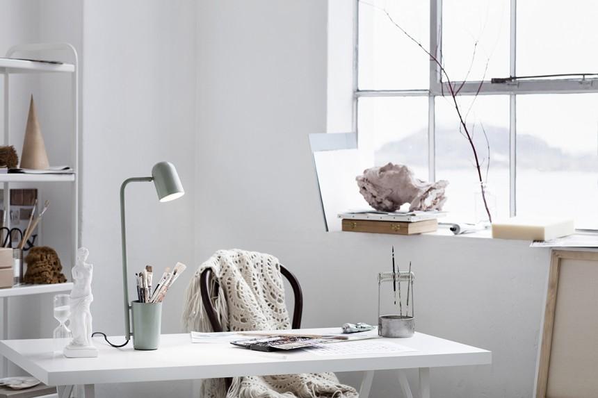 Northern Lighting, la simplicité scandinave