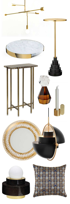 Esprit Art Deco Com l'art déco, entre modernité et nostalgie - les confettis
