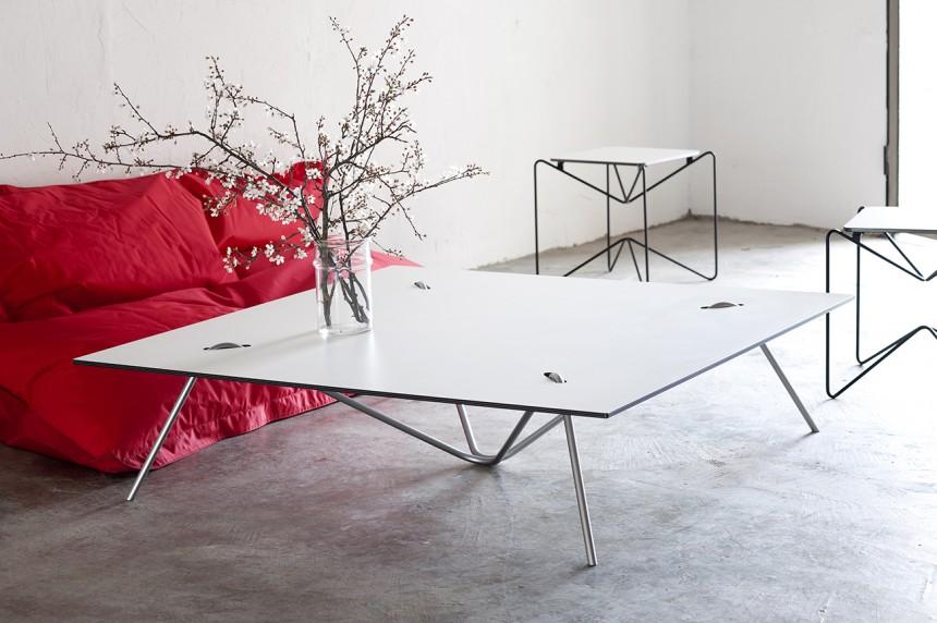 Gallix, mobilier et jeux de connexion