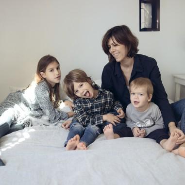 Lois Moreno, une maman passionnée