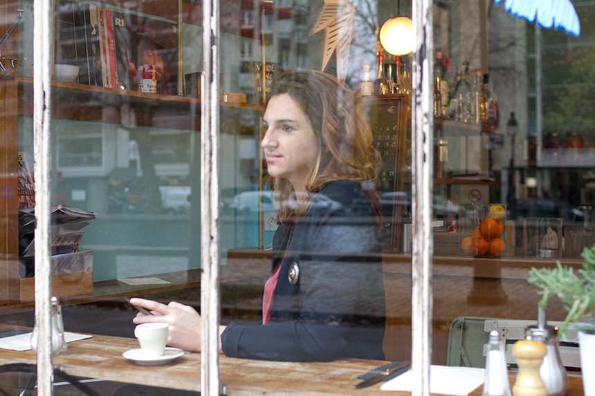 Un café avec Joséphine Goube