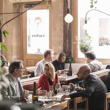 Carbón, le restaurant qui laisse son empreinte