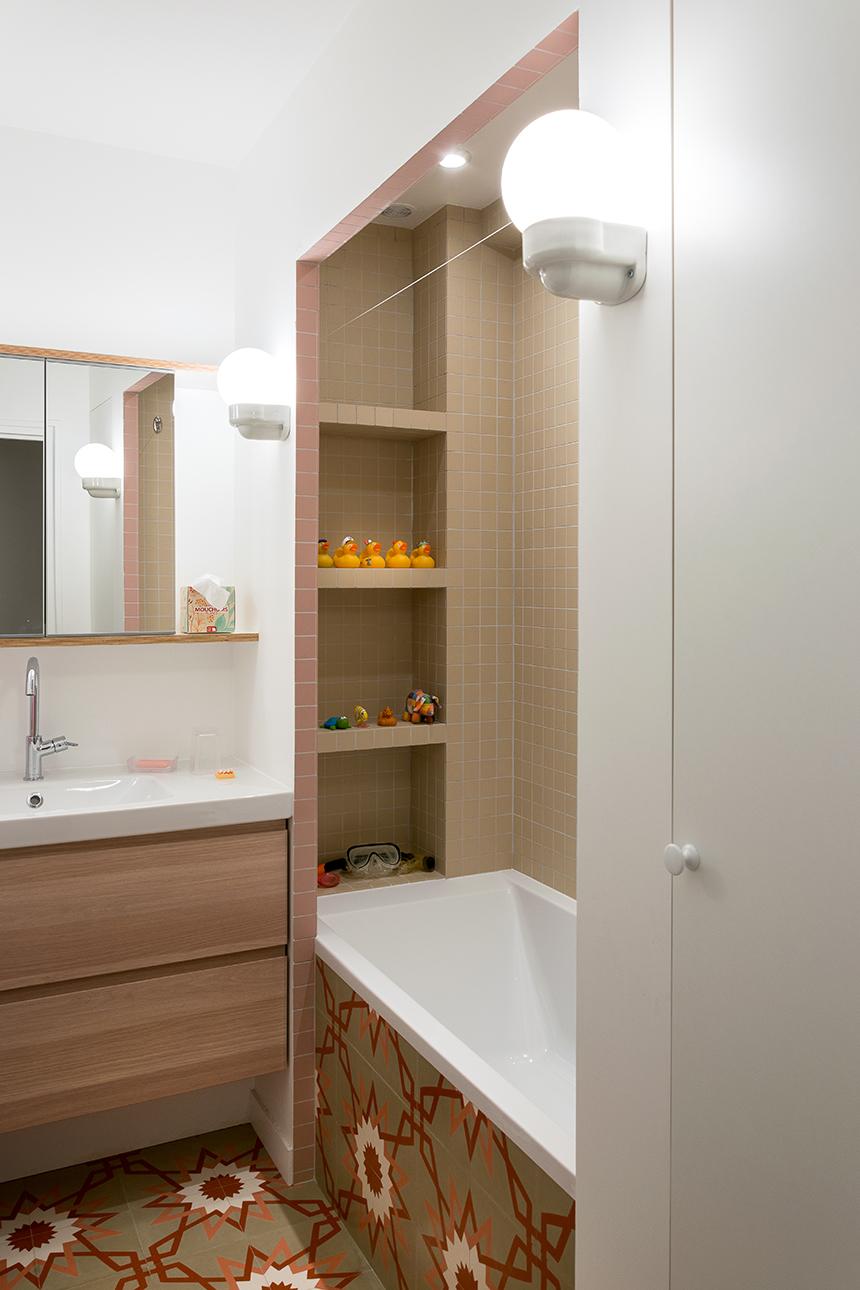 Espace Salle De Bain espace salle de bain - les confettis