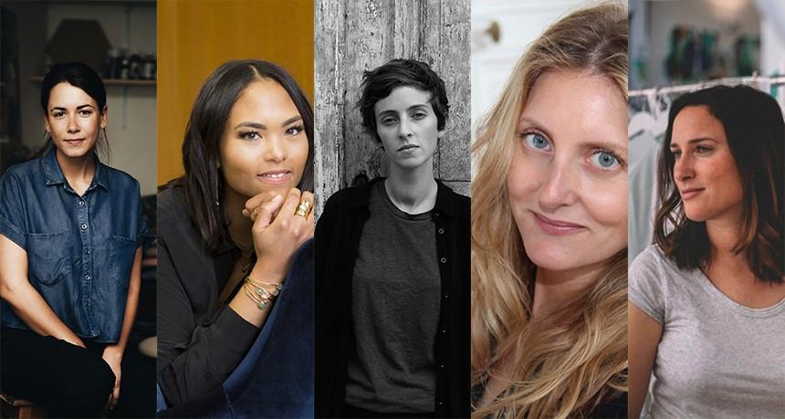 Les 5 créatrices coup de coeur de 2017