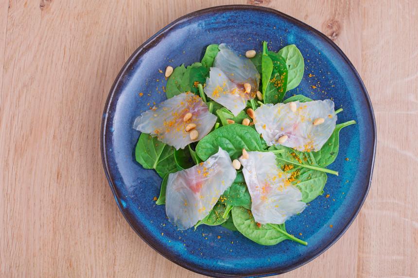 The Cod House, snacking à la japonaise