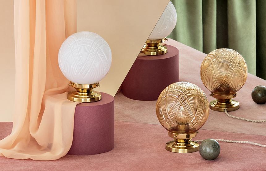 Vanity boum les confettis luminaires