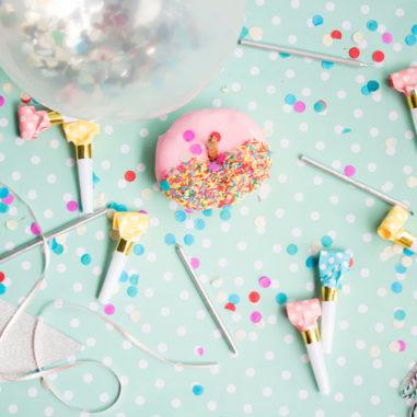 Goûter d'anniversaire : C'est du gâteau !