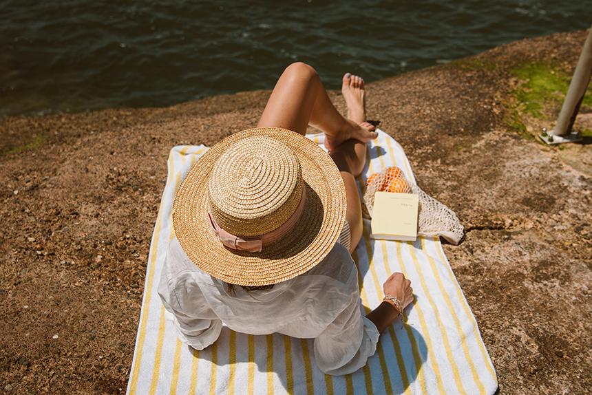 Eaux de Chanel - Le Bel été