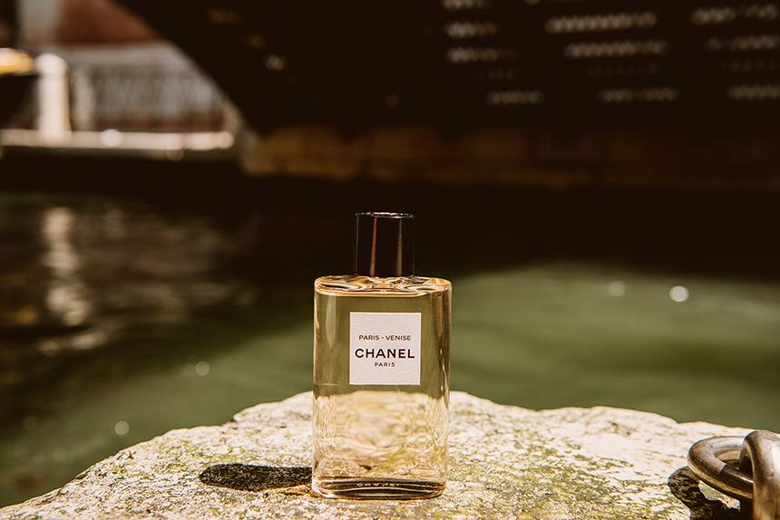 Eaux de Chanel - Venise