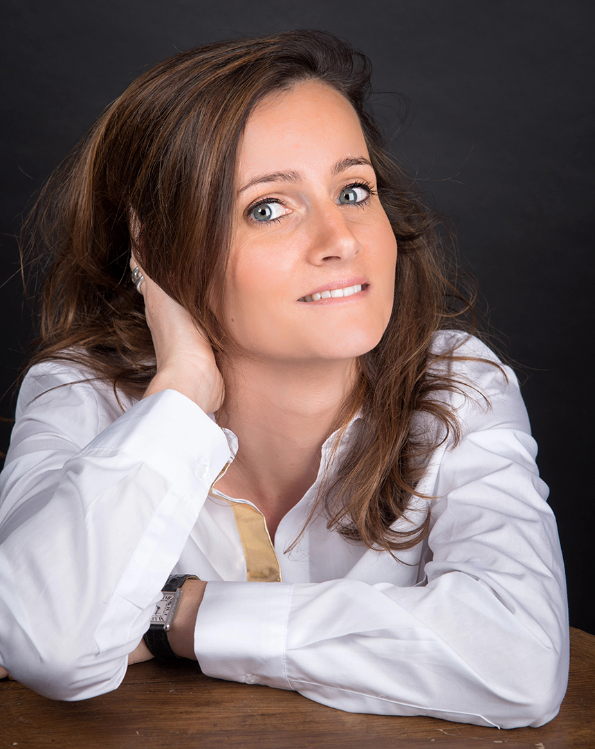 Ségolène D'Ussel - fondatrice de FairePart Élégant
