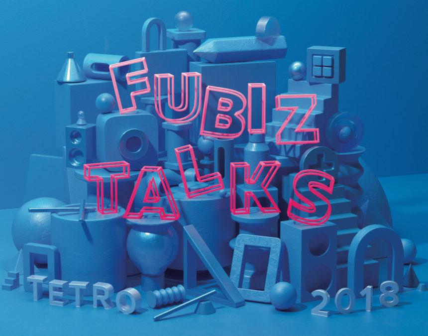 Du beau monde aux Fubiz Talks 2018